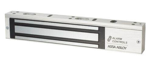 Alarm Controls 600S ASSA ABLOY Magnetic Door Lock 600 LB Holding Force 12/24V DC