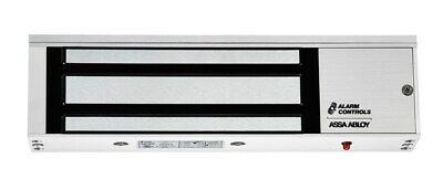 Alarm Controls 600lb Magnetic Door Lock 600 Pound Holding Force 12v24v Dc