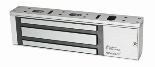 Alarm Controls 1200LB ASSA ABLOY Magnetic Single Door Lock 1200 LB Holding Force