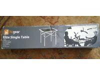 New boxed hi gear camping table
