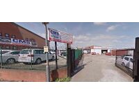 Unit with office To Let In Bordelsey Green Fully maintained serviced and internet access onsite