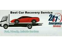 Recovery 24 7 and transportation service