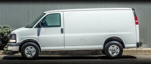 2017 Chevrolet Express 2500 V8|135|PWR GROUP|A/C|