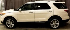2015 Ford Explorer Limited *Eco-Boost* *All-Wheel-Drive*