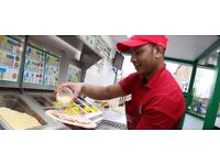 Delivery Driver PapaJohns