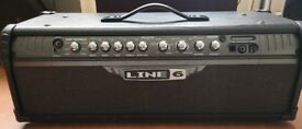 Line 6 Spider III HD150 Head