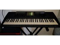 Yamaha PSR-330 61-key Touch Sensitive Midi Portable Keyboard With Digital Sound