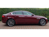 Jaguar XE 2.0 I4 240 PS Portfolio Turbocharged Petrol - Registered Sep 2015