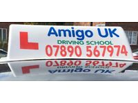 Driving Instructor, friendly, Honest and Affordable intensive lessons