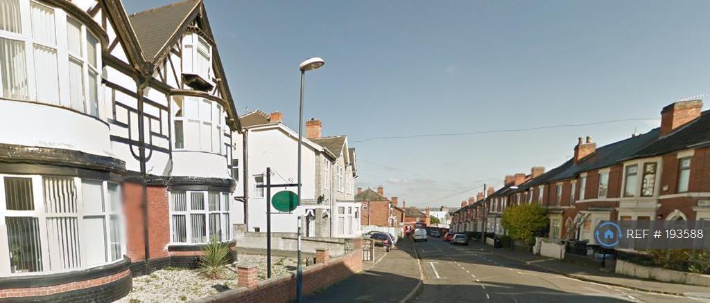 1 bedroom flat in Renals Street, Derby, DE23 (1 bed)