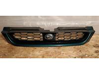 SUBARU IMPREZA TURBO 2000 STI WRX FRONT GRILL V6 GREEN 64C