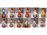 Plant Pot men in any Football teams colours