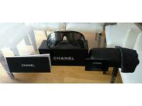 Chanel Ladies Designer Large sunglasses Model:6007, Colour:108/87
