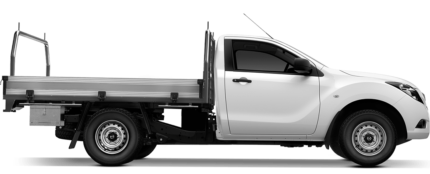 Ute available for single item pickup and delivery