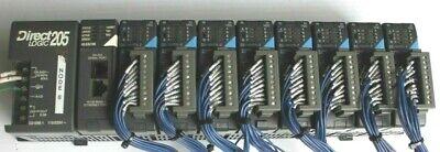 Automation Direct Plc Direct Logic 205 Koyo D2-09b-1 H2-ebc 100 8 D2-16nd3-2
