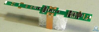 N Scale - NCE 524-169 N14K2 DCC - 4 Function Drop in Decoder for Kato , used for sale  Chillicothe