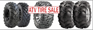 ATV TIRE SALE =4 TIRES 25X8X12 ALL TERAIN  $220.00