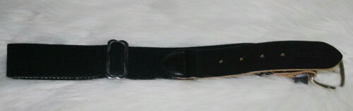 Franklin Youth Boys Baseball Sports Belt Black Adjustable Strap NEW