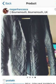 GENUINE BARBOUR JACKET QUILTED