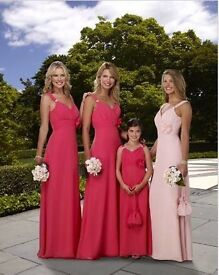 Forever Yours Pink Bridesmaid/Prom Dress - Size 16 - NWT