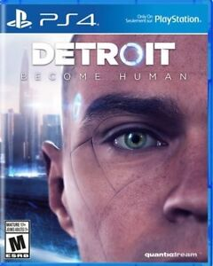 Looking for Detroit Become Human
