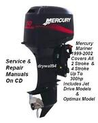 Mercury Marine Service Manual