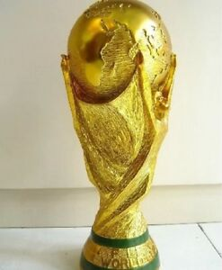 GOLD PLATED FIFA WORLD CUP TROPHY