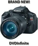 Canon EOS Rebel T3i 18 MP