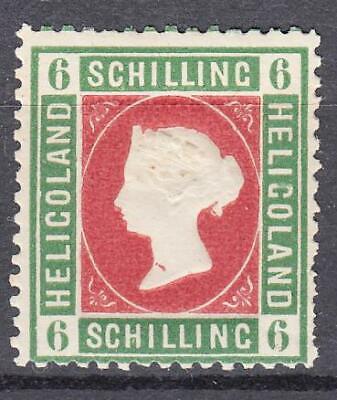 (224-05) HELIGOLAND MNH CLASSIC