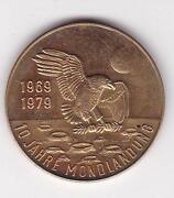 Medaille Mondlandung