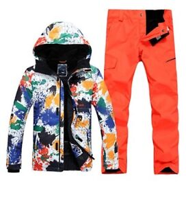 New Snowboard Ski Jacket & Pants! Unique Design! ONLY $180!!!!!!
