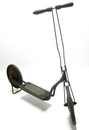 vintage kick scooter ebay
