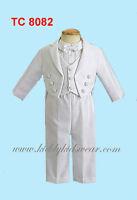 Baptism, Christening, Communion, Flower Girl & Boy Tuxedo/Suit