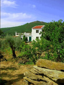 House for hollidays in Bacoco/Spain a place with sun every year
