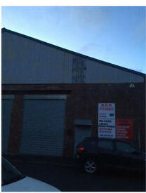 Unit / warehouse / garage /storage for rent (will be emptied)