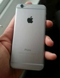 Iphone 6 16gb, space grey, locked to Vodafone