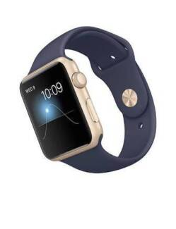 Apple Watch Sport 42mm (midnight blue, applecare+)