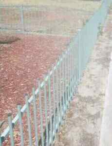 Tubular fence and driveway gate Felixstow Norwood Area Preview