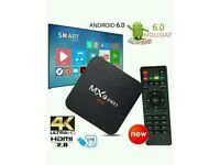 ANDROID TV BOX. BEST IN UK HD SMART