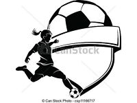 Women's Monday Football 5s Age 35 or over