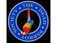 The Dead Parrot Society presents stand-up comedy at The Anglers