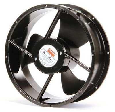 Dayton 4wt44 Axial Fan Round 115v Ac 1 Phase 600665 Cfm