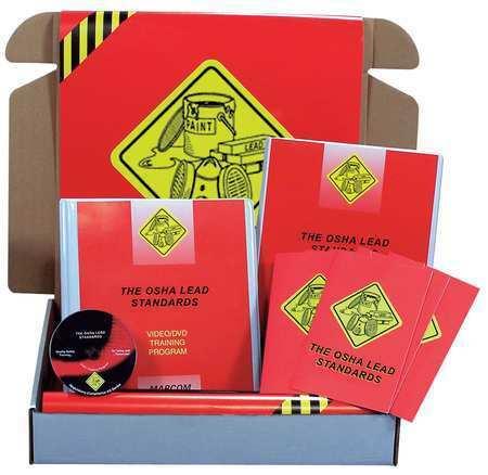 MARCOM K000LDS9EO OSHA Lead Standards for Industry DVD Kit