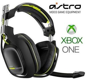 NEW ASTRO A50 GAMING HEADSET - 116491916 - Gaming A50 Xbox One - Black (2014 model)