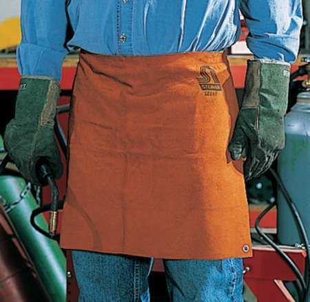 STEINER 12161 Welding Waist Apron,Leather,18 x 24 In