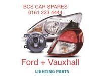 Ford Headlight Rear lamps Fog Lamp. Ask.