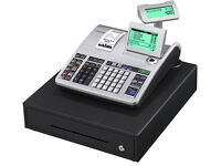 Casio Cash Register SE-S400 retail shop till BRAND NEW with guarantee