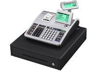 Casio Cash Register SE-S400 retail shop till