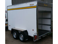 New Box Trailer Bateson 300v 10' x 5' x 6'