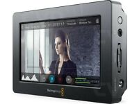 Blackmagic video assist 5 HD (unopened) sell or swap for GH4